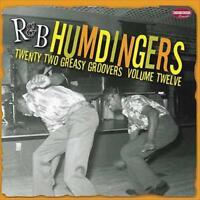 R&B Humdingers Volume 12 - Various Artists (NEW CD)