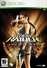 Xbox 360 - Tomb Raider Anniversary **New & Sealed** Official UK Stock