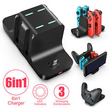 For Nintendo Switch Charging Dock Station Joy-Con Pro Controller Charger Stand