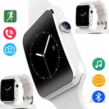 Fashion Bluetooth Smart Watch GSM Unlocked Phone for Android Samsung LG Google