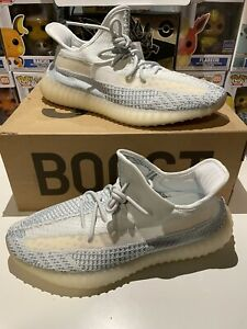 Size 11.5 - adidas Yeezy Boost 350 V2 Cloud White Non-Reflective 2019