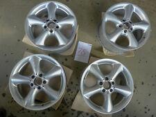 4x Original Mercedes Felgen 7,5x17 ET36 A209.401.05.02 A2094010502