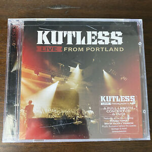 Live from Portland by Kutless (CD+DVD, Dec-2006, BEC Recordings)