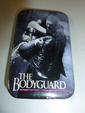 Bodyguard Pin Back Movie Promotional Video Store Button Whitney Houston 1992 The