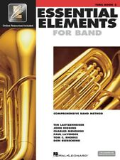 Essential Elements For Band: Tuba Book 2 & Online Audio