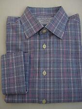 Charles Tyrwhitt Check Regular Long Formal Shirts for Men