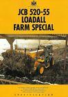 Farm Equipment Brochure - JCB - 520-55 - Loadall Farm Special - 1993 (F7363)