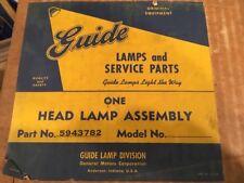 NOS ORIGINAL1953 BUICK SPECIAL HEADLIGHT ASSEMBLY GENERAL MOTORS
