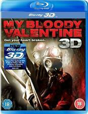 MY BLOODY VALENTINE 3D *BRAND NEW BLU-RAY* REG B