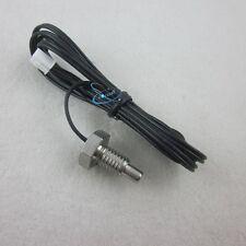 NTC Temperature Temp Sensor R25=10K B25/50℃=3950K M8*1.25 Waterproof 0.5% 1m