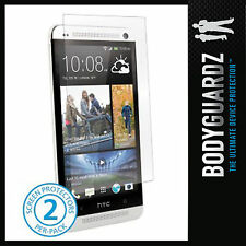 BodyGuardz UltraTough Clear ScreenGuardz 2 per pack Screen Protector for HTC One