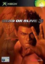 jeu xbox dead or alive 3