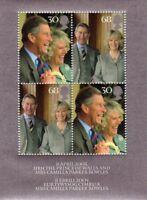 GB 2005 Commemorative Stamps~Royal Wedding~ M/S~Unmounted Mint Set~UK Seller