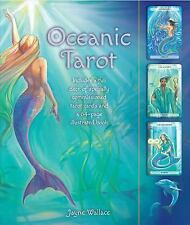 Oceanic Tarot : Includes a Full Desk of Specially Commissioned Tarot Cards...