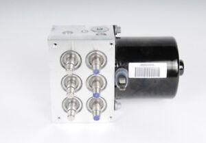 ABS Modulator Valve fits 2003-2007 GMC Savana 3500 Sierra 2500 HD,Sierra 3500  A