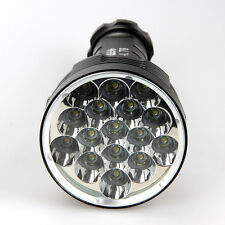 Rechargeable SKYRAY 20000LM CREE 16x T6 LED Flashlight Torch Light Lamp 6x18650