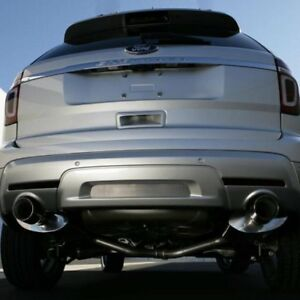 For Ford Explorer 11-15 Exhaust System Aluminized Steel Cat-Back Exhaust System
