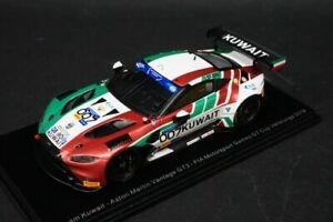 1:43 Spark S6318 Aston Martin Vantage GT3 FIA GT Cup Vallelunga 2019 #007