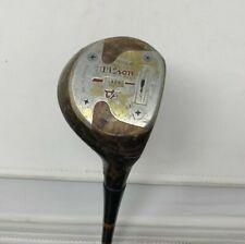 Wilson Golf Club  Vintage #1 Wood Driver X31 right hand