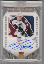 2011-12 11 12 Crown Royale Gabriel Landeskog Rookie Silhouettes Auto Patch #/25