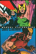 Marvel Visionaries Chris Claremont Hardcover HC Sealed