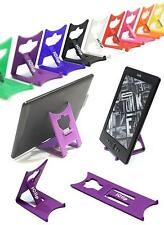 Mini Ipad, Kindle Táctil DX Fire eReader Soporte: púrpura iclip Stand Holder