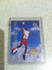 Michael Jordan gold 1993 upperdeck honorary captain usa world cup Rare Vintage