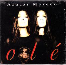 Azucar Moreno Ole CD 1998 MINT