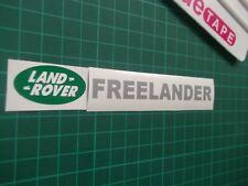Land Rover Freelander Door Handle Sticker x4