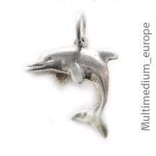 Charms Silber Anhänger Delfin silver pendant dolphin