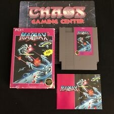 MagMax (Nintendo Entertainment System NES, 1988), Complete CIB, Tested Mag Max