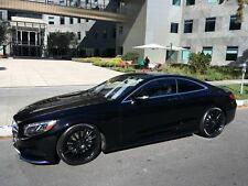 2015 Mercedes-Benz S-Class SPORT PACKAGE