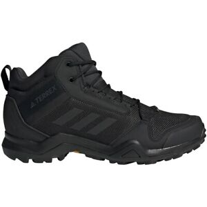 Adidas Men's Terrex AX3 Mid GTX Gore-Tex Trail Hiking Shoes Boots Waterproof