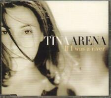 Tina Arena(CD Single)If I Was A River-New