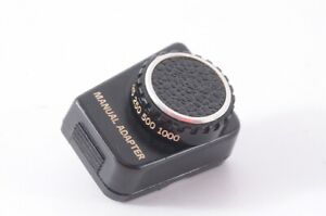 [Exc] OLYMPUS Shutter Speed selecter Manual Adapter For OM 10 From Japan #1647