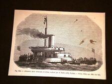 La marina nella storia Nave Abissinia nell'800 Nave a difesa delle Indie