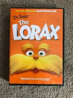 Dr. Seuss The Lorax (DVD, 2012)