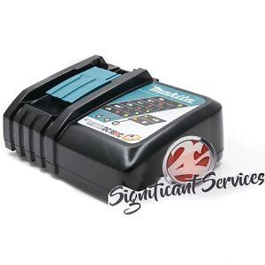 Makita LXT DC18SD DC18RC 18V Fast Battery Charger 18 Volt BL1830 BL1840,BL1850