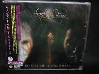 MOONLIGHT AGONY Echos Of A Nightmare + 1 JAPAN CD Dragonland Nightshade Power HM