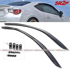 Window Visor Defector Shade Guard Bracket Clip fit 13-18 FRS BRZ Toyota 86
