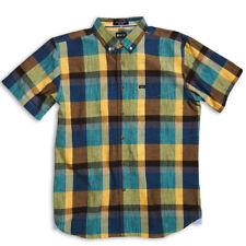 Matix Harringer Tejido Camisa (L) Amarillo