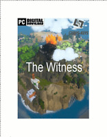 The Witness Steam Download Key Digital Code [DE] [EU] PC