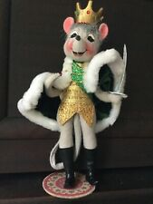 Annalee Mouse King from Nutcracker 2005