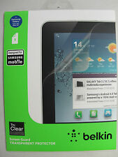"BELKIN TrueClear Screen Protector for Samsung GalaxyTab2 + Note 10.1"" [00]"