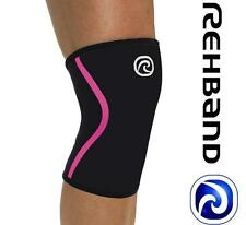 Rehband 105434 RX Knee Support - 7 mm Crossfit Weightlifting Powerlifting