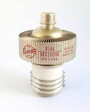 NOS BEAM TETRODE ELECTRON TUBE 8168/4CX1000A Mfg. Eimac 4CX1000A 8168 -> 30S-1