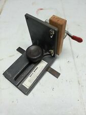 """New ListingTable Saw Mortise & Tenoning Jig Vise Clamp Woodworking 3/4""""x3/8"""" bar"""
