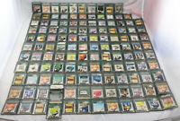 Gros lot de + de 125 jeux pour Nintendo Game Boy Color GBC