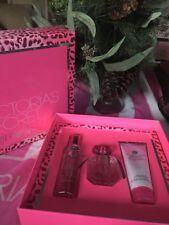 NEW Victorias Secret Bombshell Gift Set Eau  De Parfum, Body Wash, Mist
