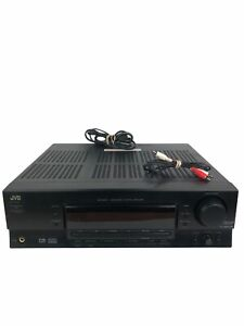 JVC Audio Video Control Receiver RX-5030V Compu Link No Remote Tested & Works